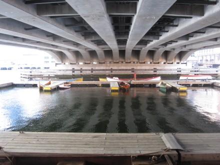 Seaport Boulevard Bridge