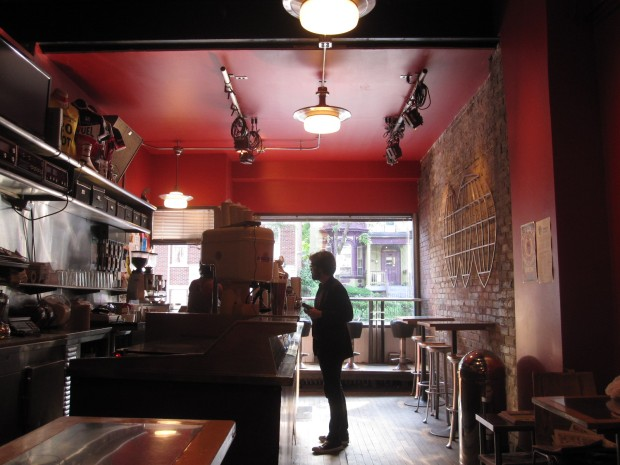 jetfuel cafe in cabbagetown
