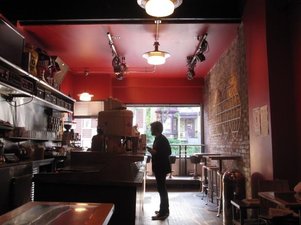 jetfuel cafe in cabbagetown